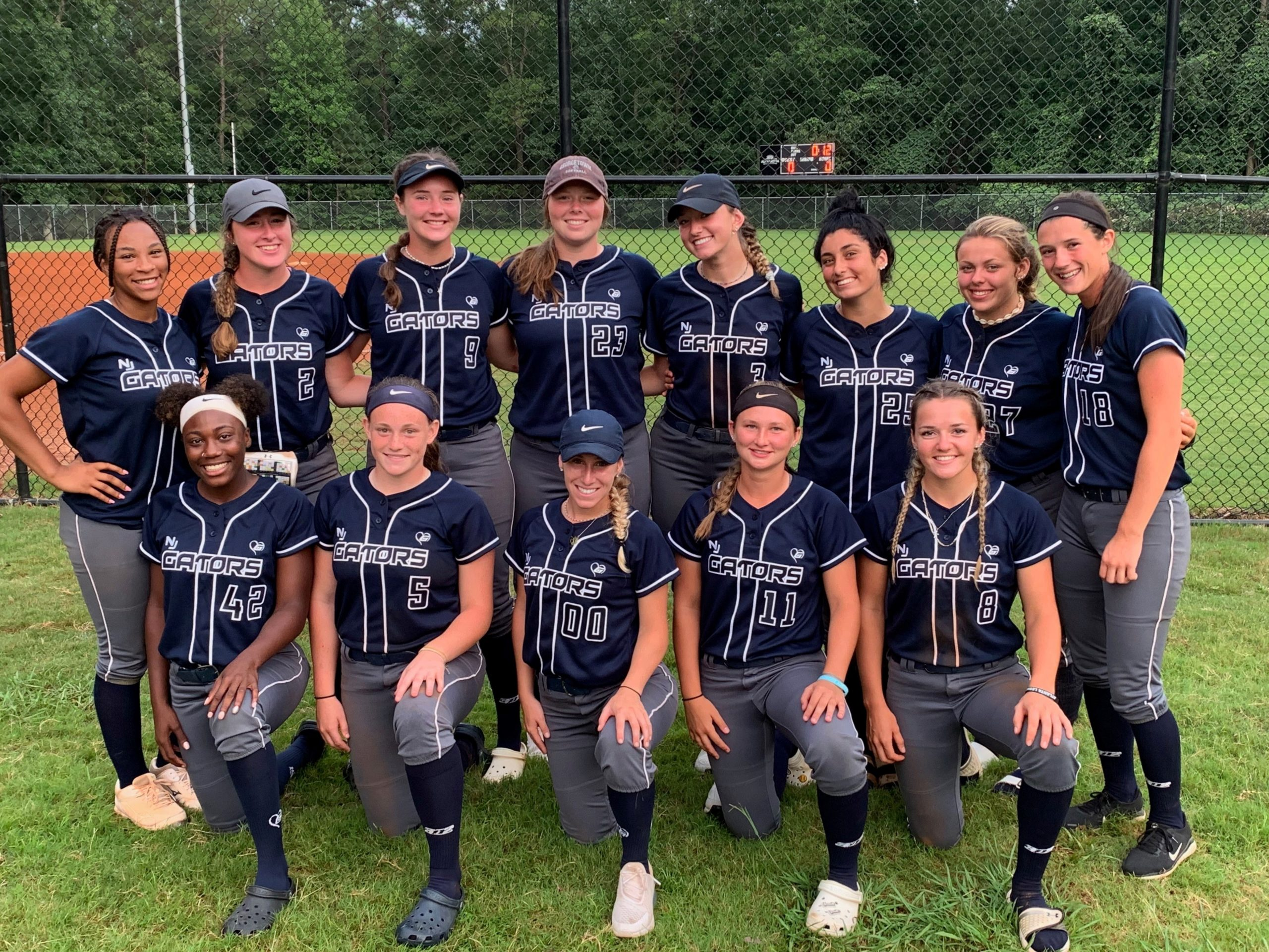 2019 Triple Crown 18u USA National Championship - 9th Place Finish